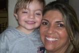 Mãe Marilce - Filho Rodrigo
