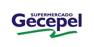 Logotipo Supermercado Gecepel