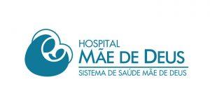 Logotipo Hospital Mãe de Deus