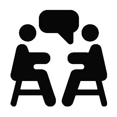 Icone_doisbonecos_sentados