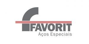 Logotipo Aços Favorit