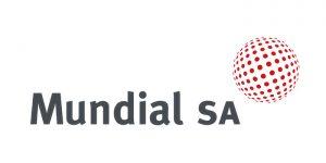 Logotipo Mundial SA