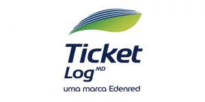 Logotipo Ticket Log